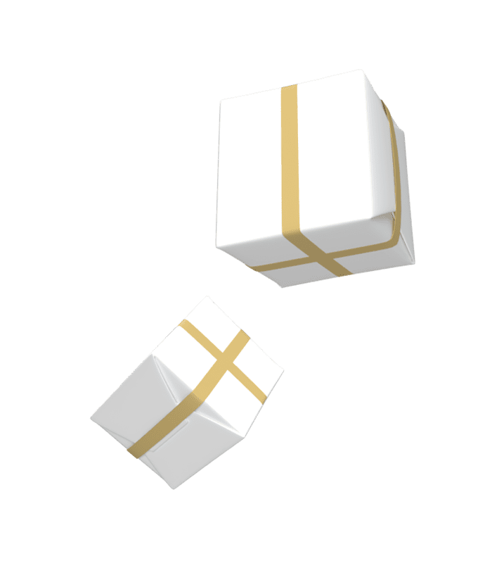 falling gifts homepage overlay