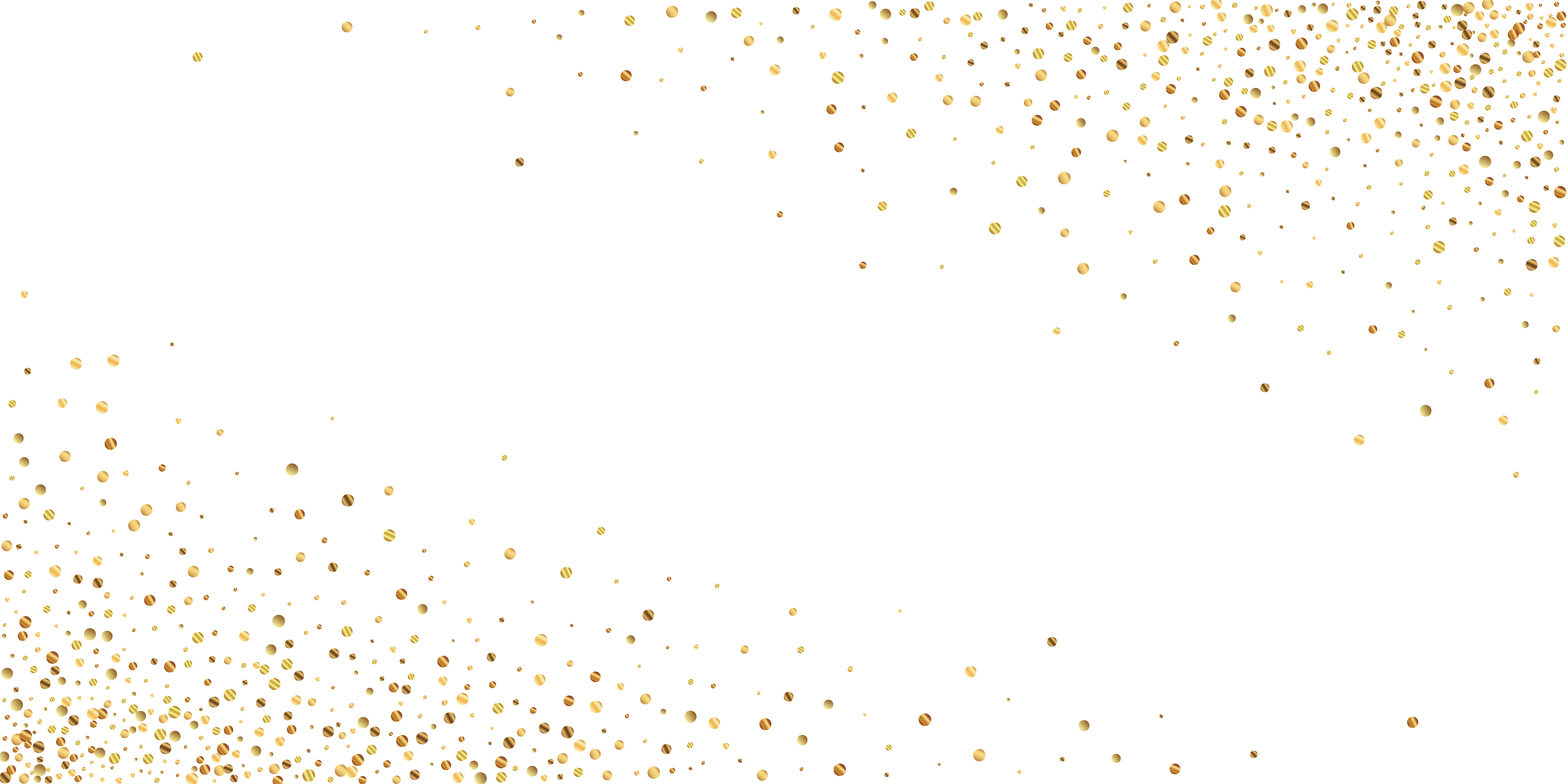 About page glitter overlay